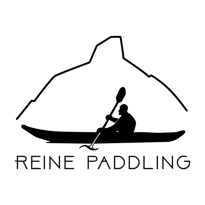 Reine Paddling, Logo.